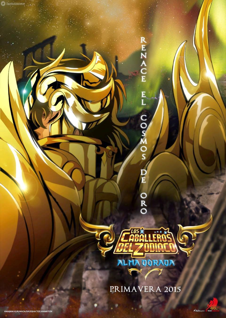 Capitulos de: Saint Seiya: Soul of Gold